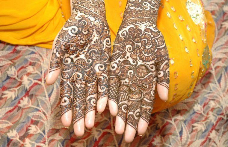 Mehendi, czyli henna w hinduizmie