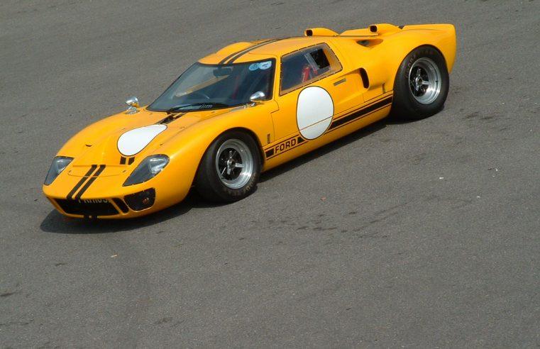 Pojazdy w F1